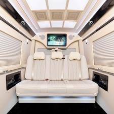 Mercedes-Benz Sprinter 519  Luxury First Class VAN Conversions