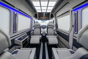 Mercedes-Benz Sprinter 319 Business Luxury BUS VIP 7+1+1 w907