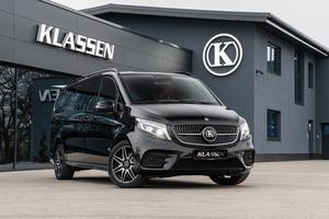 Mercedes-Benz V-Class V 300   KLASSEN Luxury VIP Cars and Vans