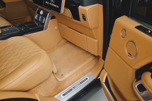 Land Rover Range Rover 5.0 LWB SV / Trennwand fur Range Rover