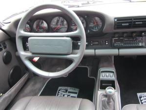 Porsche 964 / 911 TURBO SPEEDLINE SCHECKHEFT+UNFALLFREI! (Bild 10)