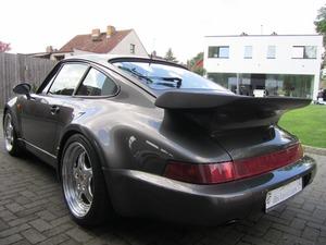 Porsche 964 / 911 TURBO SPEEDLINE SCHECKHEFT+UNFALLFREI! (Bild 5)