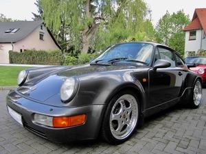 Porsche 964 / 911 TURBO SPEEDLINE SCHECKHEFT+UNFALLFREI! (Bild 2)