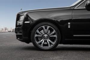 Rolls Royce Cullinan - Armored Rolls-Royce Cullinan For Sale