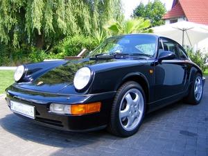Porsche 964 1.HAND+SCHECKHEFT+UNFALLFREI VERKAUFT SOLD! (Bild 4)