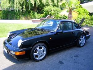Porsche 964 1.HAND+SCHECKHEFT+UNFALLFREI VERKAUFT SOLD! (Bild 5)