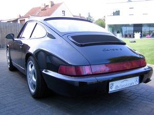 Porsche 964 1.HAND+SCHECKHEFT+UNFALLFREI VERKAUFT SOLD! (Bild 6)