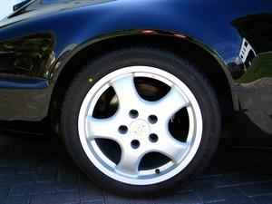 Porsche 964 1.HAND+SCHECKHEFT+UNFALLFREI VERKAUFT SOLD! (Bild 26)