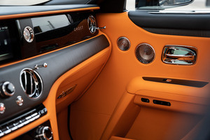 Rolls Royce Ghost State-of-the-art armored cars