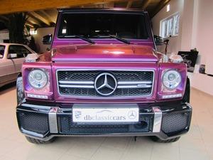 Mercedes-Benz G 63 AMG DESIGNO CRAZY COLOR EDITION! VERKAUFT ! (Bild 2)