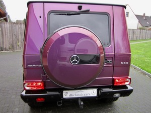 Mercedes-Benz G 63 AMG DESIGNO CRAZY COLOR EDITION! VERKAUFT ! (Bild 5)