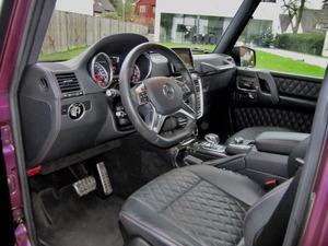 Mercedes-Benz G 63 AMG DESIGNO CRAZY COLOR EDITION! VERKAUFT ! (Bild 9)