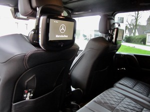 Mercedes-Benz G 63 AMG DESIGNO CRAZY COLOR EDITION! VERKAUFT ! (Bild 13)