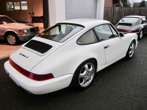 Porsche 964 911 Carrera 2 Coupe 1.HAND+UNFALLFREI! CD 2+ (Bild 6)