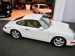 Porsche 964 911 Carrera 2 Coupe 1.HAND+UNFALLFREI! CD 2+ (Bild 8)