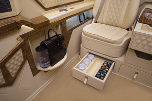 Mercedes-Benz Sprinter 519 Luxury VIP FIRST-CLASS Business Van