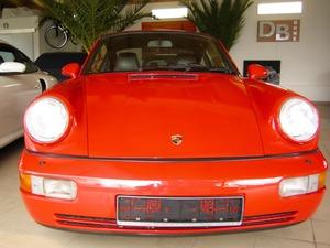 Porsche 964 911 Carrera 2 1.HAND+SCHECKHEFT+UNFALLFREI! (Bild 3)