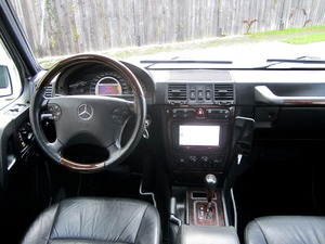 Mercedes-Benz G 55 AMG G 63 Facelift SOLD /VERKAUFT! (Bild 9)