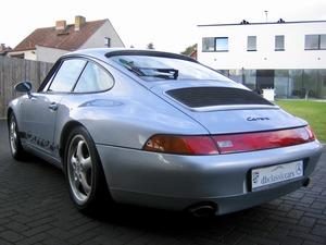 Porsche 993 911 SD+SCHECKHEFT Verkauft Sold! (Bild 5)