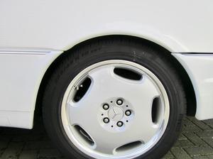 Mercedes-Benz S 500 / 500 SEC COUPE SAMMLERZUSTAND org.69745km (Bild 10)