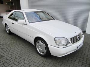 Mercedes-Benz S 500 / 500 SEC COUPE SAMMLERZUSTAND org.69745km (Bild 3)