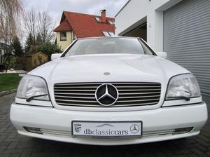 Mercedes-Benz S 500 / 500 SEC COUPE SAMMLERZUSTAND org.69745km (Bild 4)