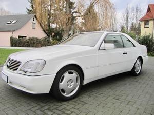 Mercedes-Benz S 500 / 500 SEC COUPE SAMMLERZUSTAND org.69745km (Bild 5)