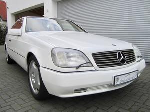 Mercedes-Benz S 500 / 500 SEC COUPE SAMMLERZUSTAND org.69745km (Bild 1)