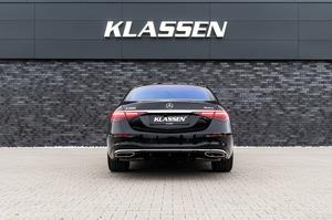 Mercedes-Benz S-Class ► S 500 L 4Matic