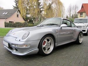 Porsche 993 911 4S  RS-Coupe Scheckheft+Unfallfrei+CD 2+ (Bild 3)