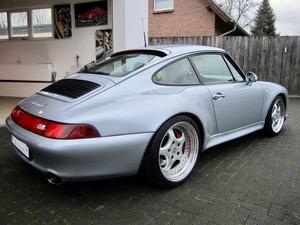 Porsche 993 911 4S  RS-Coupe Scheckheft+Unfallfrei+CD 2+ (Bild 7)