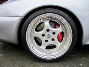 Porsche 993 911 4S  RS-Coupe Scheckheft+Unfallfrei+CD 2+ (Bild 9)