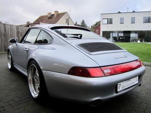 Porsche 993 911 4S  RS-Coupe Scheckheft+Unfallfrei+CD 2+ (Bild 5)
