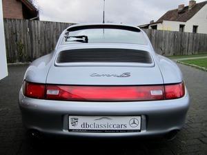 Porsche 993 911 4S  RS-Coupe Scheckheft+Unfallfrei+CD 2+ (Bild 6)