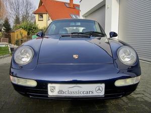 Porsche 993 911 C4 CABRIO UNFALLFREI+SCHECKHEFT! CD 2! (Bild 2)