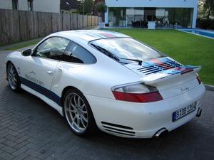 Porsche 996 / 911 Turbo UNFALLFREI!SCHECKHEFT VERKAUFT (Bild 5)