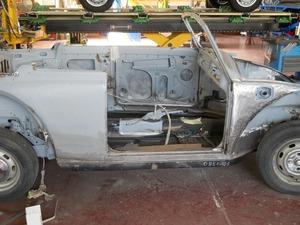 Volkswagen Käfer 1500 Cabrio ORIGINAL FRAME OFF RESTAURIERT (Bild 12)
