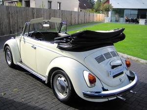 Volkswagen Käfer 1500 Cabrio ORIGINAL FRAME OFF RESTAURIERT (Bild 3)