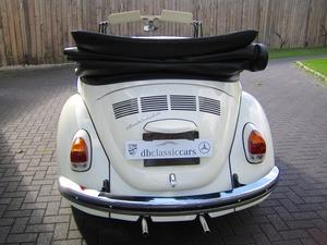 Volkswagen Käfer 1500 Cabrio ORIGINAL FRAME OFF RESTAURIERT (Bild 4)