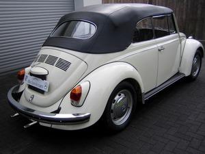 Volkswagen Käfer 1500 Cabrio ORIGINAL FRAME OFF RESTAURIERT (Bild 26)
