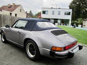 Porsche 911 3.2 CABRIO UNFALLFREI+SCHECKHEFT VERKAUFT ! (Bild 7)