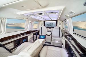 Mercedes-Benz V-Class V 300 d | Luxus V-Klasse