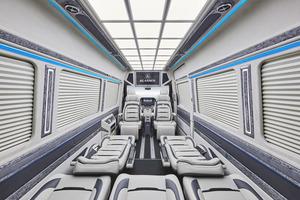 Mercedes-Benz Sprinter 319 Business Luxury BUS VIP 7+1+1 w907