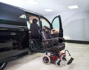Mercedes-Benz V-Class V 300 d | Behindertengerechte V-Klasse